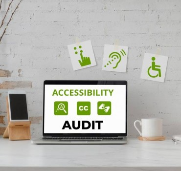 Website accessibility audit for a publicly-funded body